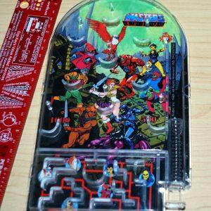 1993 He-Man MOTU Hand Held Pinball Game 6 1/2 inches